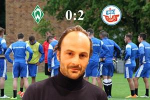 Hansa Rostock besiegt Werder Bremen II mit 2:0 (Foto: Archiv)