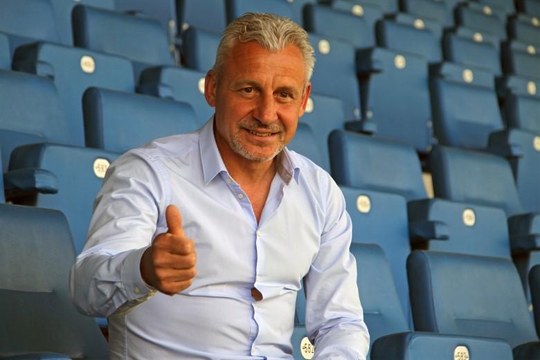 Pavel Dotchev ist neuer Trainer bei Hansa Rostock