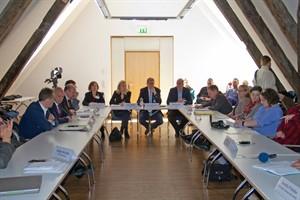 Petitionsausschuss berät zur Mühlendammschleuse in Rostock