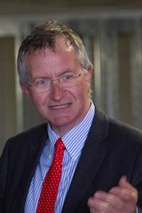 Neurologe Prof. Dr. Arndt Rolfs ist Gründer und Geschäfstführer der Centogene AG.