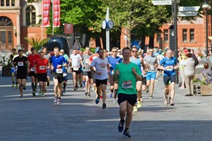 Citylauf in Rostock 2017
