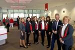 Ospa-Filiale in Warnemünde nach Modernisierung neu eröffnet