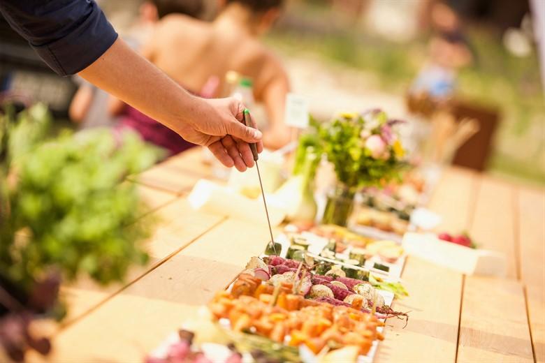 WWF Foodtruck - regional & nachhaltig ernähren