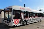 RSAG testet Elektrobus in Warnemünde