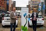 Neue Ladestationen für Elektroautos in der Innenstadt