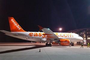 EasyJet nutzt Rostock-Laage wegen Bauarbeiten in Berlin als Ausweichflughafen