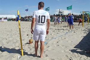 Deutsche Beachsoccer-Meisterschaft und Euro Beachsoccer League in Warnemünde (Foto: Archiv)