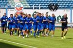 Hansa Rostock trennt sich 1:1 von Preußen Münster