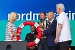 Hanse Sail Rostock 2017 offiziell eröffnet