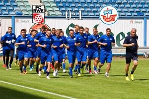 Hansa Rostock besiegt Rot-Weiß Erfurt mit 1:0 (Foto: Archiv)
