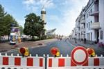Sanierung der Straße Am Leuchtturm in Warnemünde beginnt