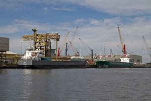 Halbjahresbilanz 2017 des Überseehafens Rostock auf Vorjahresniveau