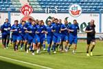 Hansa Rostock besiegt die Würzburger Kickers mit 3:0