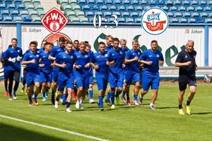 Hansa Rostock besiegt die Würzburger Kickers mit 3:0 (Foto: Archiv)