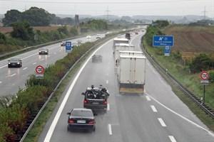 Die A20 wird zwischen Kreuz Rostock und der AS Südstadt erneuert (Symbolfoto)