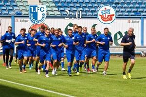 Hansa Rostock unterliegt dem 1. FC Magdeburg mit 0:2 (Foto: Archiv)