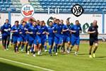 Hansa Rostock besiegt den VfR Aalen mit 1:0