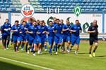 Hansa Rostock und Werder Bremen II trennen sich torlos