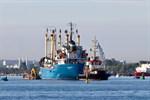 """Jugendschiff """"Likedeeler"""" ist in der Werft"""