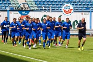 Hansa Rostock unterliegt beim SC Paderborn mit 1:2 (Foto: Archiv)