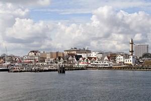 Sportboothafen in Warnemünde soll aus- und umgebaut werden (Foto: Archiv)