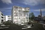 Kompetenzzentrum für nachhaltiges Bauen im Osthafen