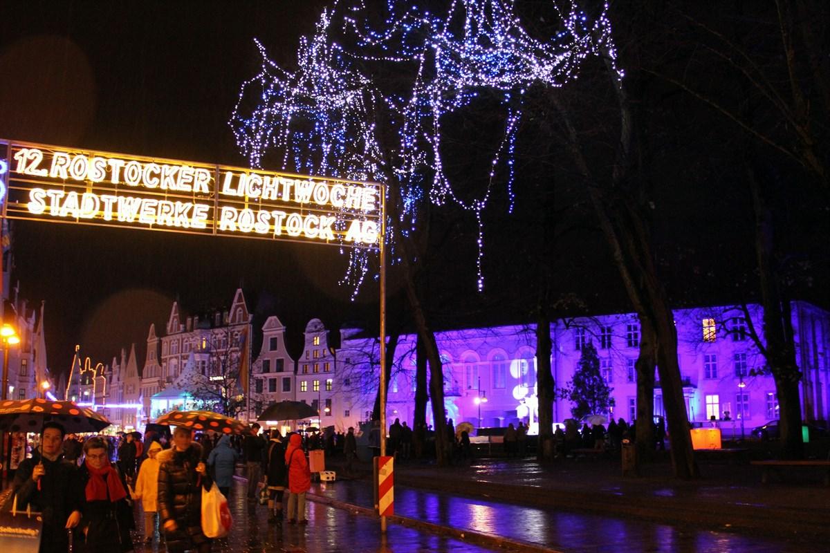 Lichterwoche Rostock
