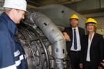 Stadtwerke nehmen neue Gasturbinen in Betrieb