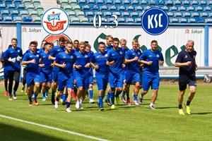 Hansa Rostock unterliegt dem Karlsruher SC mit 0:3 (Foto: Archiv)