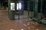 Jugendliche nach Snackautomatenaufbruch geschnappt