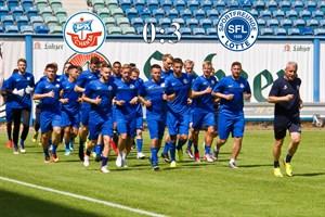 Hansa Rostock unterliegt den Sportfreunden Lotte mit 0:3 (Foto: Archiv)