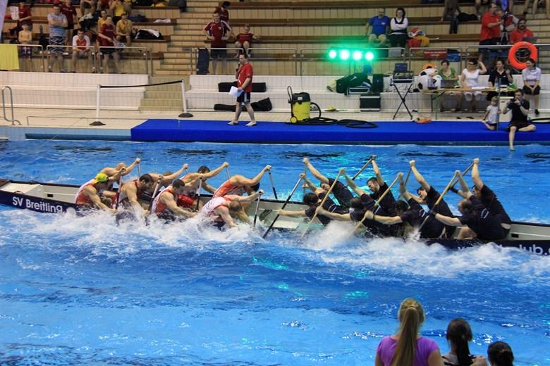 12. Rostocker Indoorcup der Drachenboote