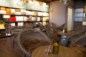 Die Lounge im Weineck