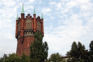 KOE Rostock startet Sanierung des Wasserturms (Foto: Archiv)