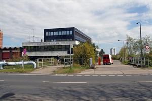 Die Feuerwehr-Hauptwache in der Rostocker Südstadt soll saniert und erweitert werden (Foto: Archiv)