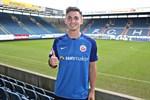 Hansa Rostock verpflichtet Nico Rieble
