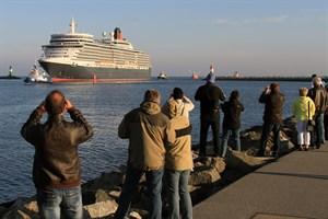 """Erstmals findet vom 14. bis 16. September 2018 das """"Rostock Cruise Festival"""" in Warnemünde statt"""