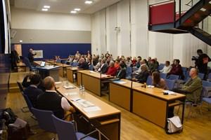 Bürgerinformationsveranstaltung zur möglichen Bewerbung Rostocks für die Bundesgartenschau 2015