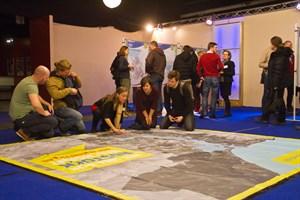 Ergebnisse der Bürgerbeteiligung zur Erstellung des neuen Flächennutzungsplanes werden diskutiert.