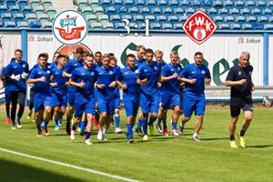 Hansa Rostock besiegt die Würzburger Kickers mit 3:1 (Foto: Archiv)