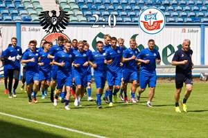 Hansa Rostock unterliegt Preußen Münster mit 0:2 (Foto: Archiv)
