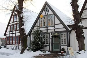 Heimatmuseum Warnemünde erhält moderne LED-Beleuchtung (Foto: Archiv)