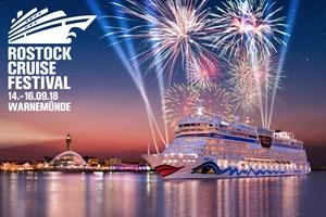 """Die """"Aidaluna"""" läuft Warnemünde zwar gar nicht an, für die Kreuzfahrtschiffe """"Aidamar"""", """"Norwegian Breakaway"""" und """"Columbus"""" gibt es aber eine große Auslaufparade beim ersten Rostocker Cruise Festival (Quelle: Veranstalter)"""