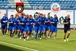 Hansa Rostock und Sonnenhof Großaspach trennen sich torlos