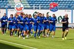 Hansa Rostock und die SpVgg Unterhaching trennen sich 1:1