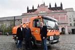 Rostock spendet Abfallentsorgungsfahrzeug für Guatemala