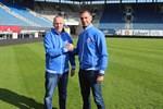 Axel Rietentiet übernimmt U21 von Hansa Rostock