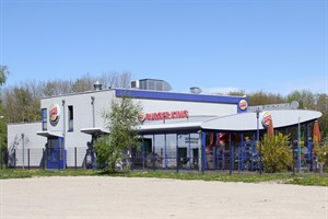 Burger King startet Lieferservice in Rostock