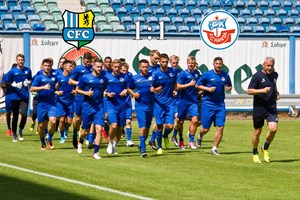 Hansa Rostock und der Chemnitzer FC trennen sich 1:1 (Foto: Archiv)