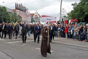 Rostocker Ümgang - Festumzug zum 800. Stadtgeburtstag